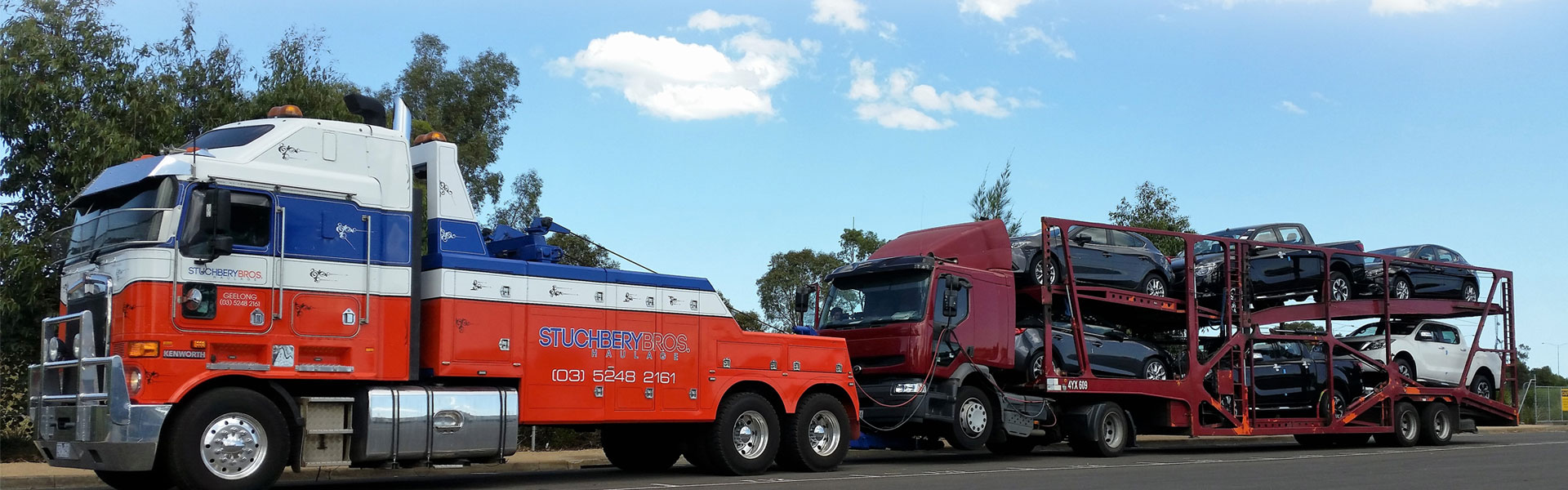 Geelong Towing, Heavy Towing, Towing, Excavators, Site Huts